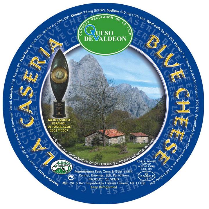 Queso azul de Valdeón Picos de Europa 2
